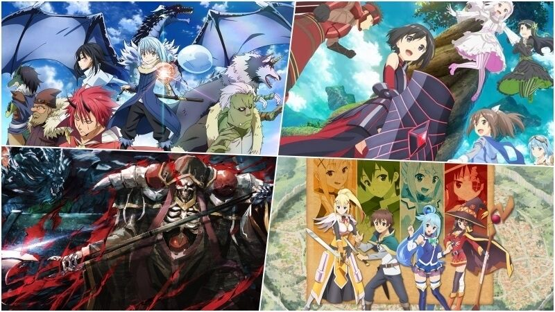 Game anime là gì?