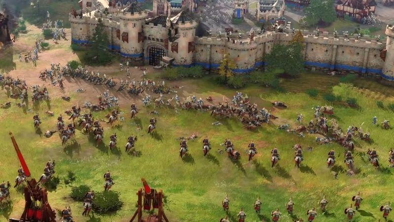 Age of Empires - Siêu phẩm game chiến thuật hay nhất 2021 vẫn chưa định ngày ra mắt