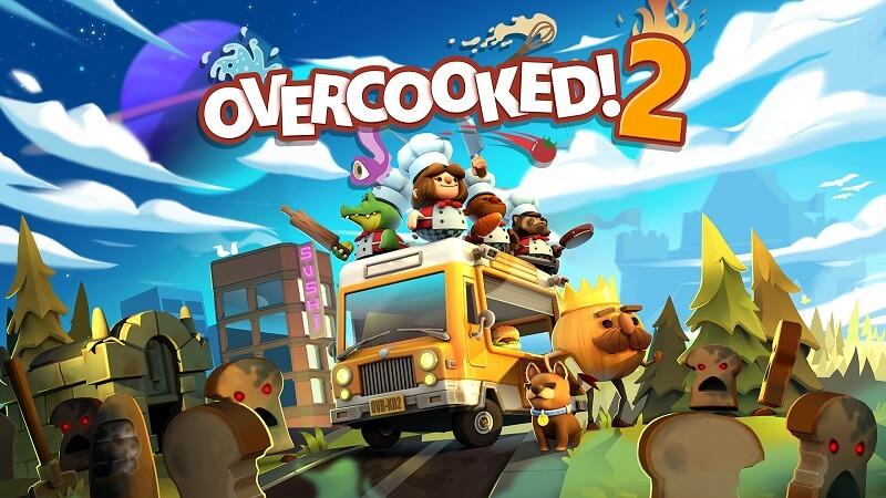 Overcooked! 2 - Game co-op nấu ăn