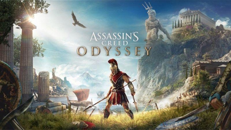 Assassin's Creed: Odyssey - Game đồ họa đẹp nhất trên PC