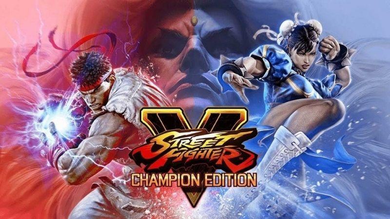 Street Figheter 5 - Tượng đài game đối kháng bất tử của Capcom