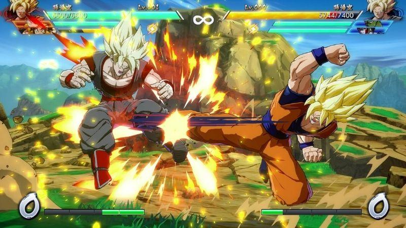 Dragon Ball Z - Khi bộ truyện ăn khách nhất mọi thời đại trở thành game đối kháng 2 người