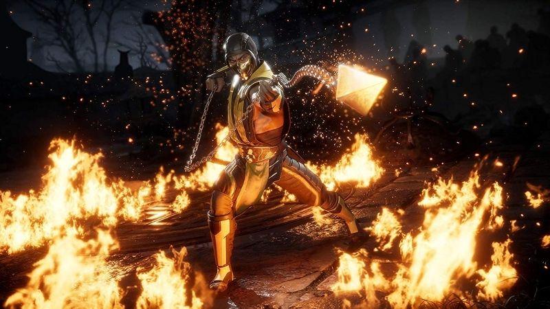 Mortal Kombat 11 - Game đối kháng PC bạo lực nhất