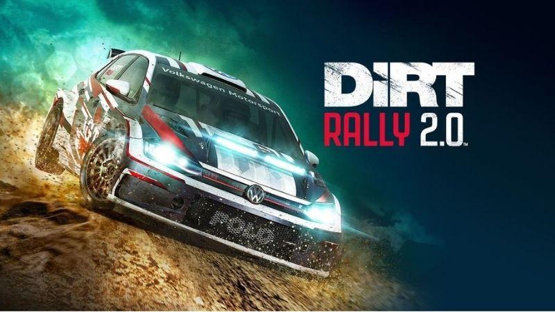 Game đua xe DiRt Rally 2.0