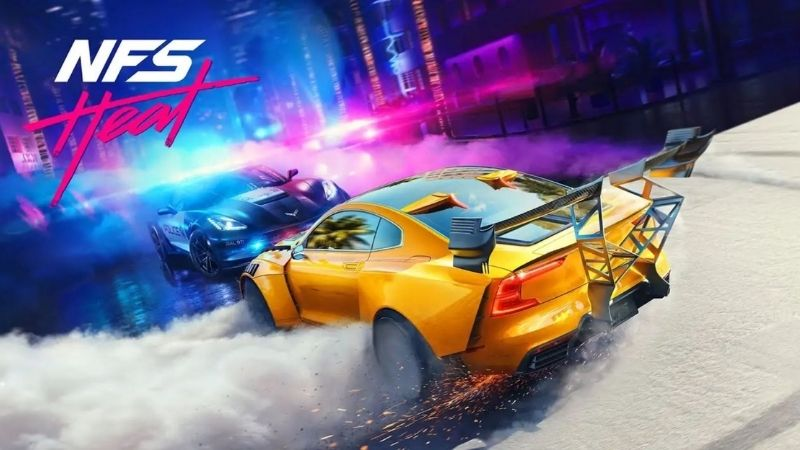 Need for Speed Heat - Siêu phẩm game đua xe hot nhất mọi thời đại