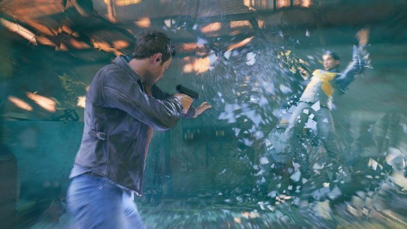 Thử sức với game bắn súng góc nhìn thứ 3 độc đáo nhất Quantum Break