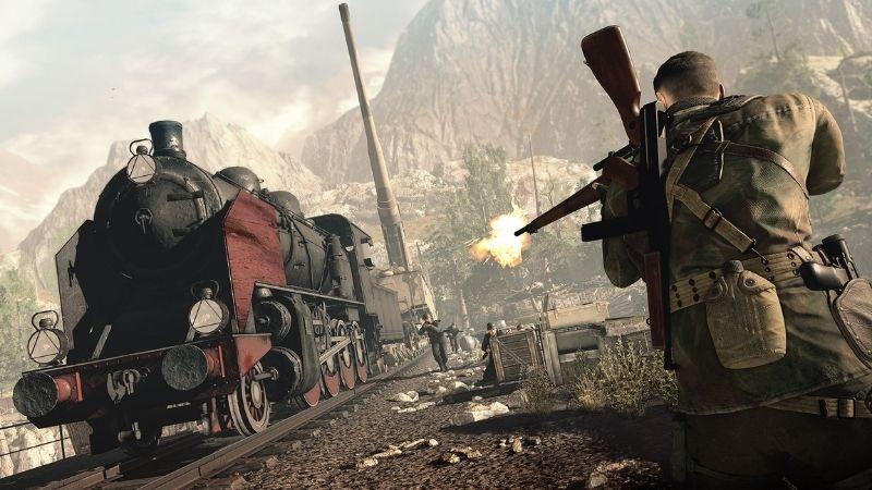 Sniper Elite 4 - Game bắn súng TPS cực cuốn