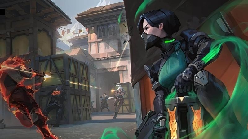 Valorant - Siêu phẩm game góc nhìn thứ nhất mới ra mắt của Riot