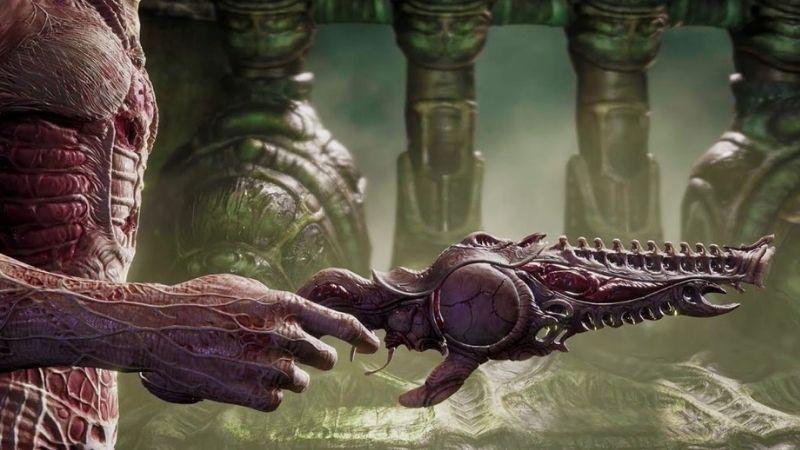 Scorn - Không phải game kinh dị online nhưng xứng tầm một siêu phẩm