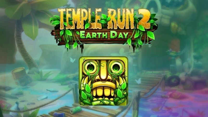 Temple Run 2 - Game mobile hay nhất trong thể loại casual