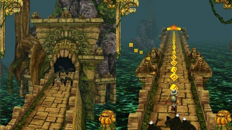 Temple Run - Game mobile huyền thoại khai sinh thể loại endless runner