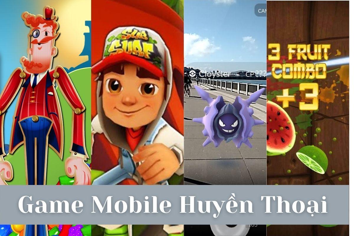 game mobile huyền thoại