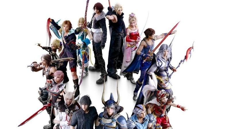 Series Final Fantasy - Ảo mộng cuối cùng