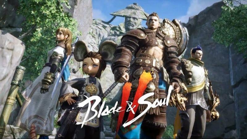 Blade & Soul – Game nhập vai online hay nhất