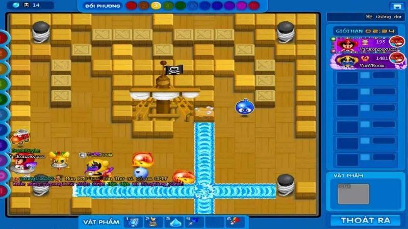 Boom Online - Sự ra đi của một huyền thoại trong top game online ngày xưa