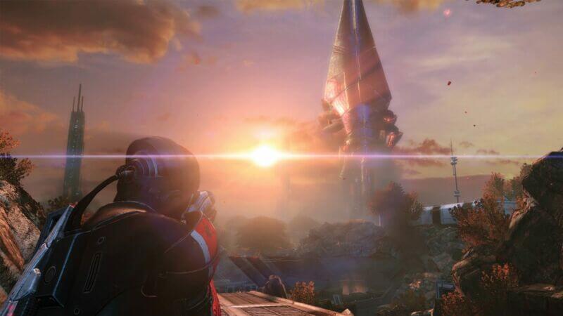 Mass Effect Legendary Edition - Game PC thể loại Sci-fi hấp dẫn nhất mọi thời đại