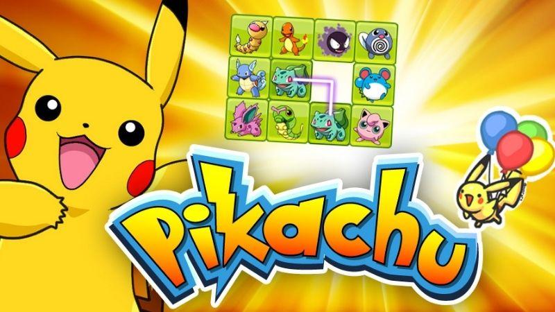 Giới thiệu về Game Pikachu
