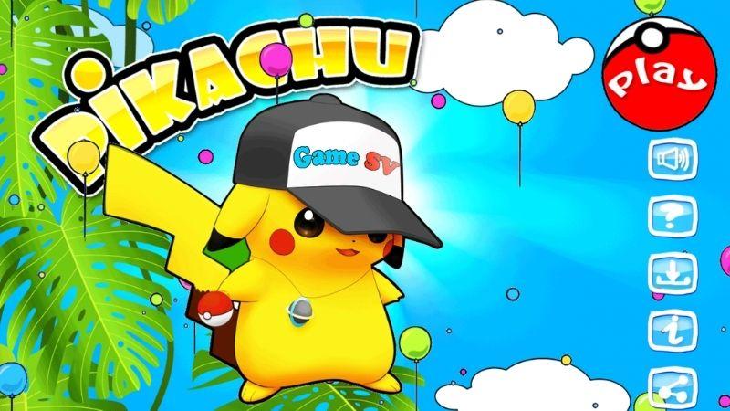 Trò chơi Pikachu có gì hấp dẫn?