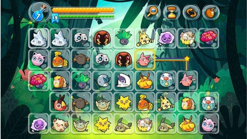 Luật chơi Pikachu