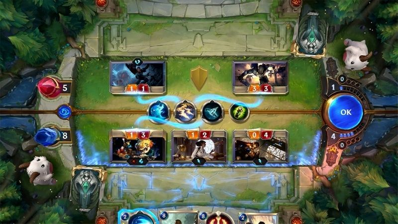 Huyền thoại Runterra - Siêu phẩm game bài của Riot