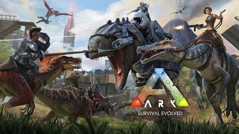 ARK: Survival Evolved - Từ game sinh tồn PC đến Mobile