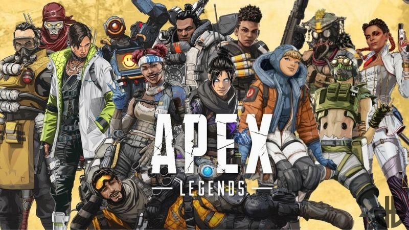 Apex Legends - Game sinh tồn online kết hợp hoàn hảo giữa PUBG và Overwatch