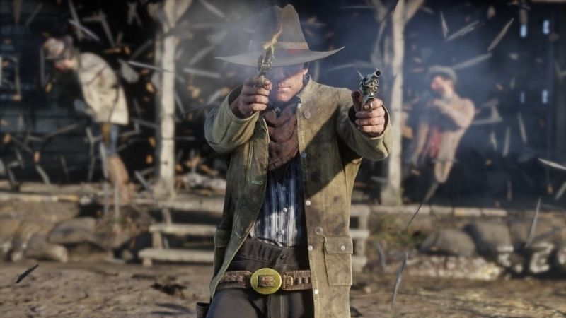 Red Dead Redemption 2 - Câu chuyện đầy máu và nước mắt