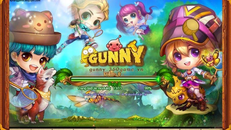 Sự thành công của siêu phẩm Gunny