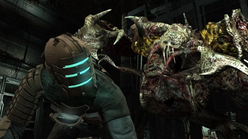Necromorph - chủng zombie kinh dị trong game Dead Space