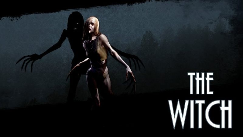 The Witch – zombie kinh dị trong game Left 4 Dead