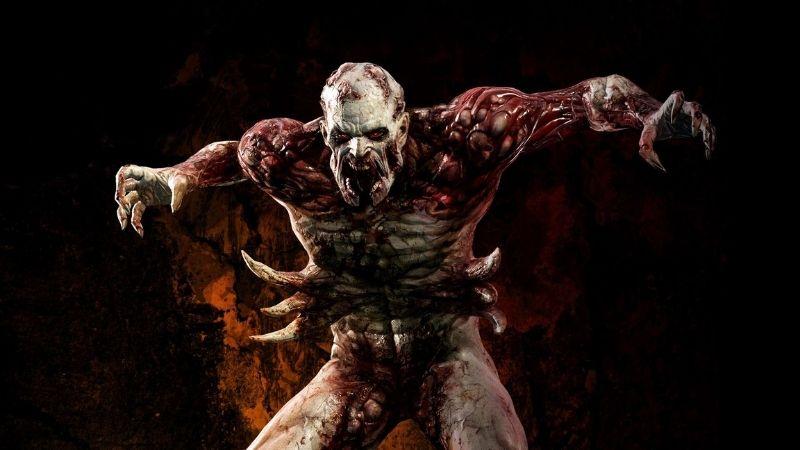 Volatile - Chủng zombie đáng sợ trong game Dying Light