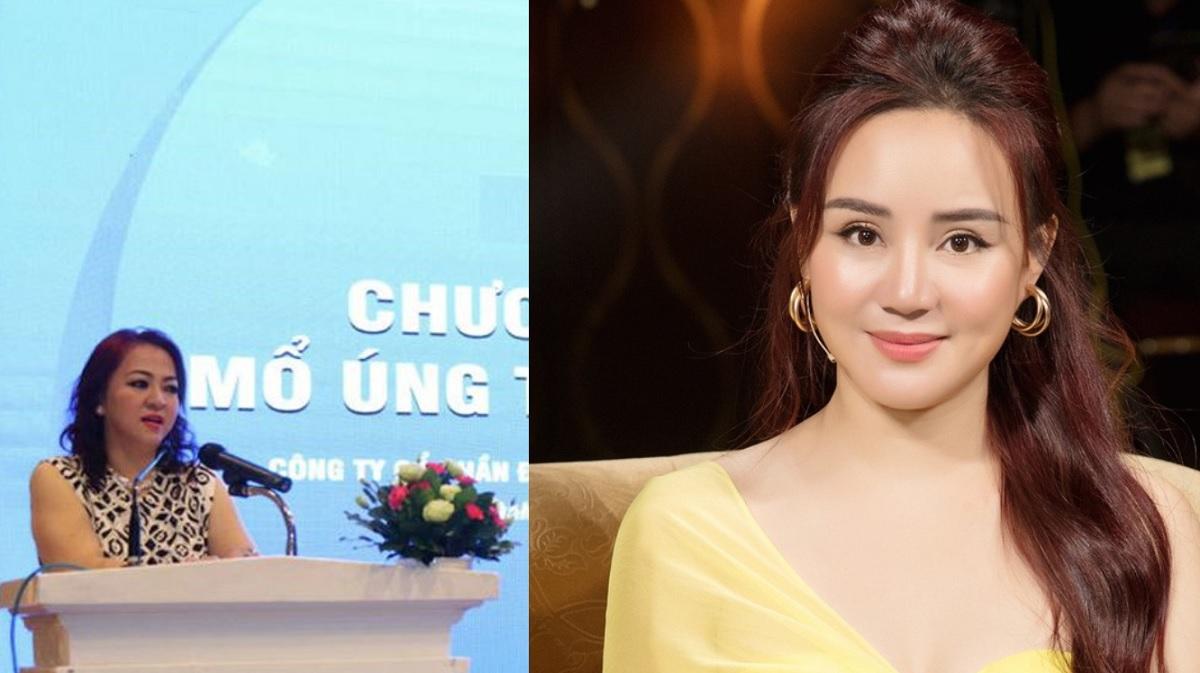 """Vy Oanh bất ngờ """"được"""" CEO Phương Hằng """"nhượng"""" lại quỹ mổ tim và """"xin"""" 200 tỷ từ thiện"""