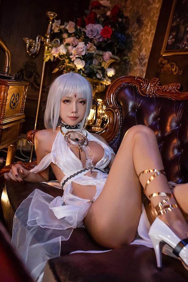 """Bộ ảnh cosplay mỹ nhân Azur Lane đẹp """"ná thở"""" 12"""