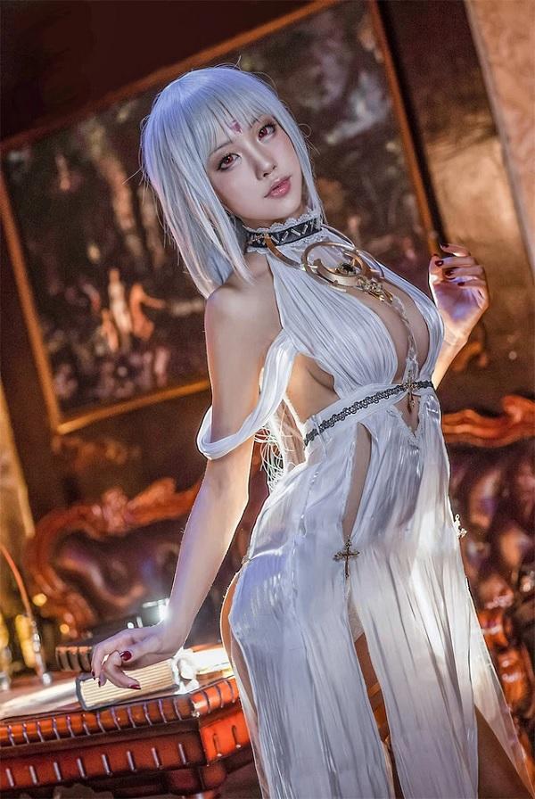 """Bộ ảnh cosplay mỹ nhân Azur Lane đẹp """"ná thở"""" 4"""