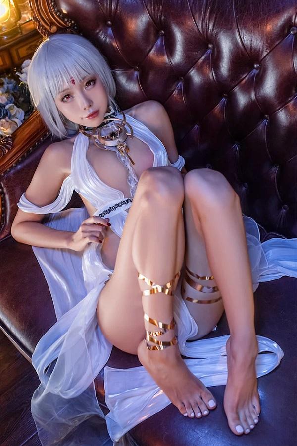 """Bộ ảnh cosplay mỹ nhân Azur Lane đẹp """"ná thở"""" 5"""