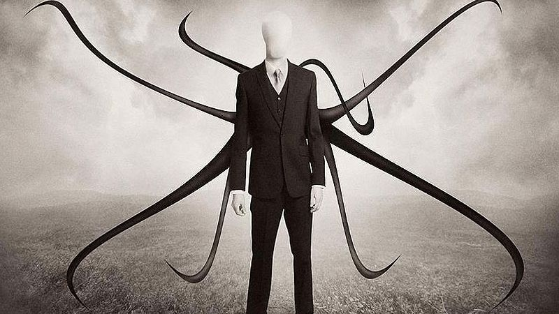 Slender Man: Eight Pages