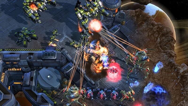 """Starcraft 2 - Game Esport tuy cũ nhưng """"chất"""""""