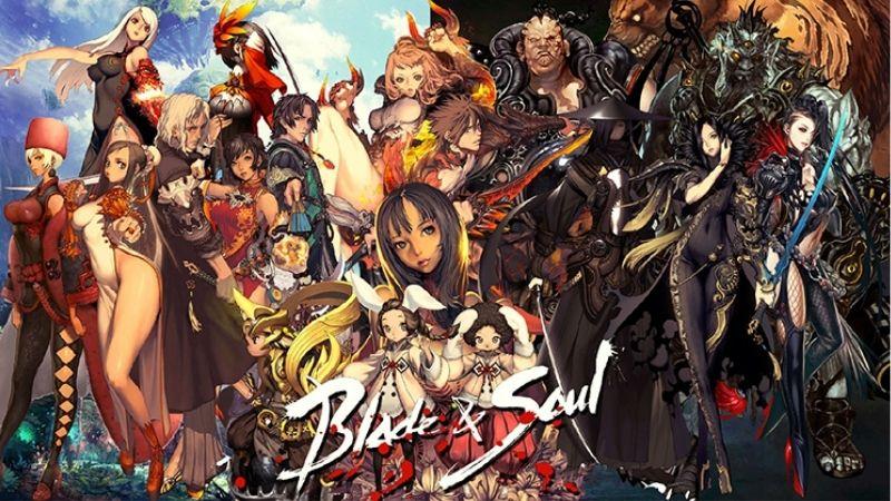 Blade and Soul - Siêu phẩm game Hàn Quốc thuộc thể loại nhập vai