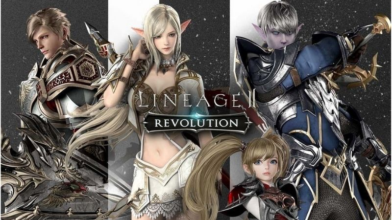 Lineage - Thêm một siêu phẩm game Hàn Quốc khác đến từ NCSoft