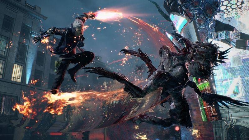 Devil May Cry - Game hành động nhập vai kinh điển