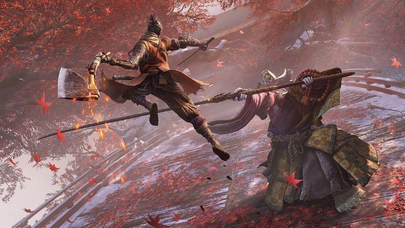 Ông vua của những tựa game hành động siêu khó: Sekiro: Shadows Die Twice