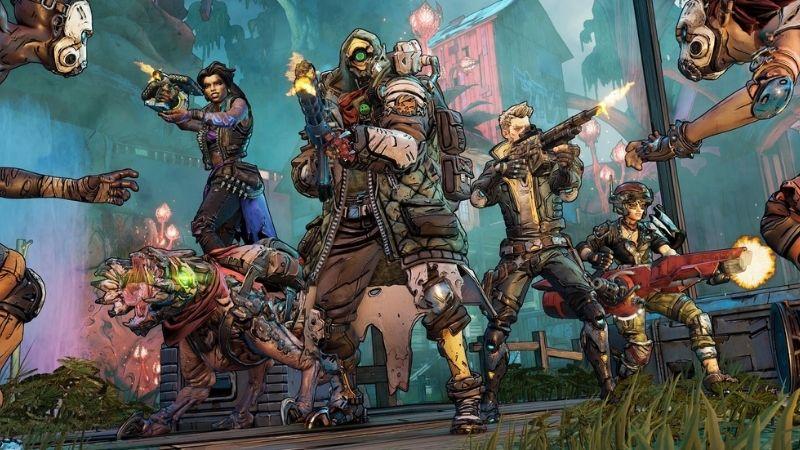 Borderlands - Siêu phẩm game hành động bắn súng thế giới mở