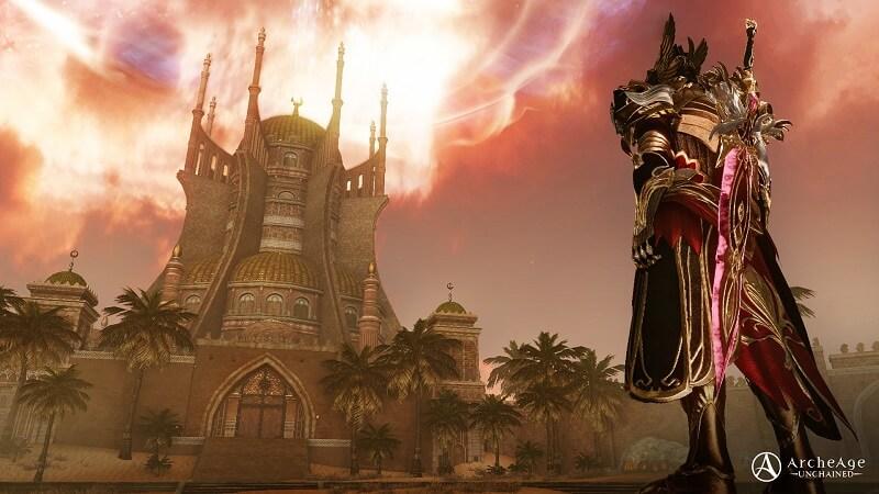 ArcheAge - Game MMORPG nhiều tính năng nhất