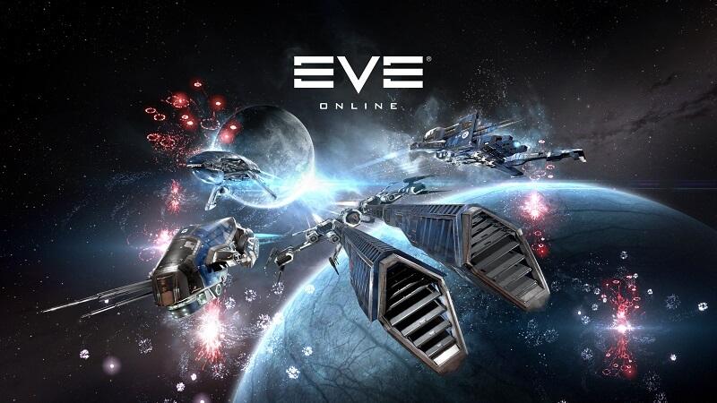 EVE Online - Tham gia cuộc chiến ngoài vũ trụ