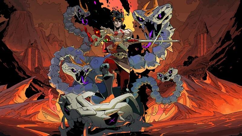 Hades - Game Nintendo Indie xuất sắc nhất 2020