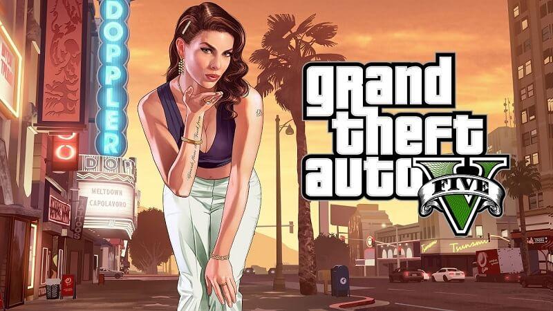Grand Theft Auto V - Game thế giới mở táo bạo nhất