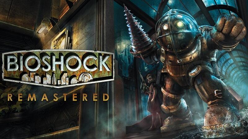 BioShock - Tựa game toàn diện nhất