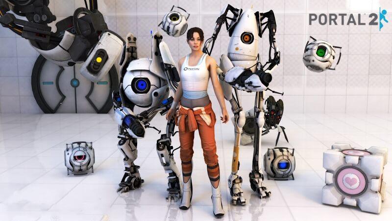 Portal 2 - Game giải đố hay nhất