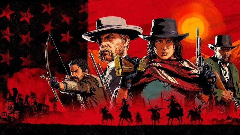 Red Dead Redemption - Game PS3 hay nhất mọi thời đại lấy chủ đề cao bồi viễn Tây