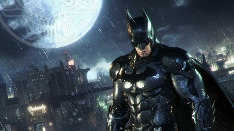 """Game PS3 hay nhất mọi thời đại về """"Đấng"""" - Batman: Arkham"""